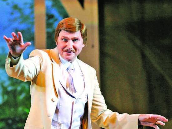 В декабре солист Музыкального театра  Краснодара  отметил семидесятилетие