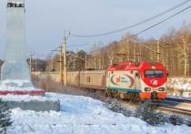 В преддверии Нового года на СвЖД поменялось расписание поездов