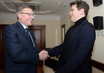 Денис Мацуев пообещал Буркову выступить на омском опен-эйре