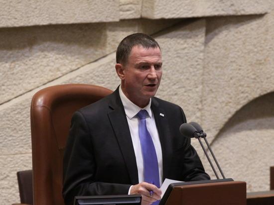 """Юлий Эдельштейн: """"Поддержите признание вашими странами Иерусалима столицей Израиля""""!"""