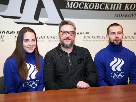 Российская команда смешанных пар по керлингу раскрыла секреты олимпийской подготовки