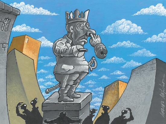 Величие России — это фантом: куда заведут страну политтехнологи