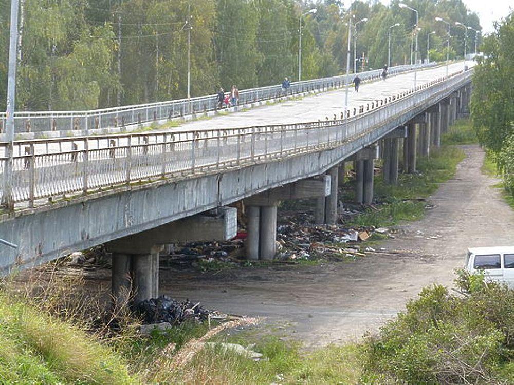 История реконструкции Гоголевского моста в Петрозаводске