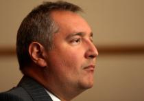 """Рогозин ответил на критику эксперимента с """"утопленной"""" таксой"""