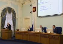 Депутаты утвердили профицитный бюджет Омской области