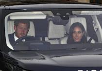 Меган Маркл стала «своей» в королевской семье после рождественского ланча Елизаветы II
