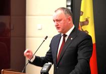 Игорь Додон: Молдова может и должна способствовать сближению между Россией и Европой