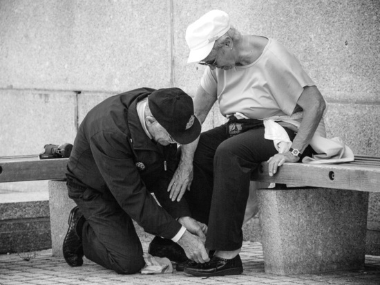 Залогом счастливой старости объявлена семейная жизнь, построенная на дружбе