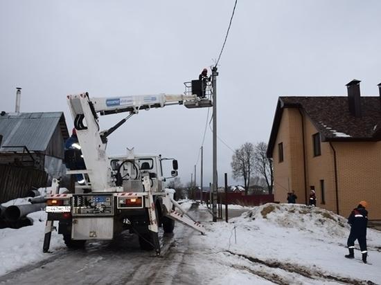 Филиал «Владимирэнерго» повышает надежность электроснабжения центральных районов Владимирской области