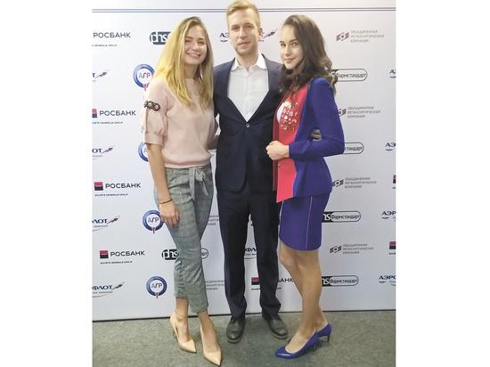 Виктор Христенко: «В гольфе все держится  на девочках»