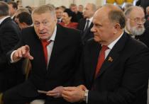 В субботу делегаты съезда КПРФ примут окончательное решение о том, кого партия выдвинет кандидатом на предстоящих выборах главы государства