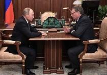Александр Бурков рассказал, что думает Владимир Путин об Омской области