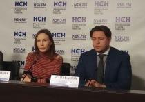 Бывшая гражданская жена полковника МВД Дмитрия Захарченко, Марина Семынина, впервые вышла на публику