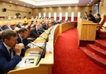 Депутаты ЗС снова «дали прикурить» КРИО