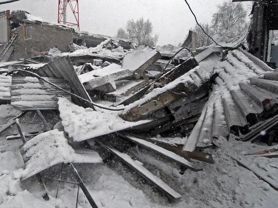 Полсотни человек эвакуировали в Ивановской области после обрушения пятиэтажки