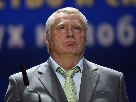 Законопроект лидера ЛДПР связан с предстоящими президентскими выборами