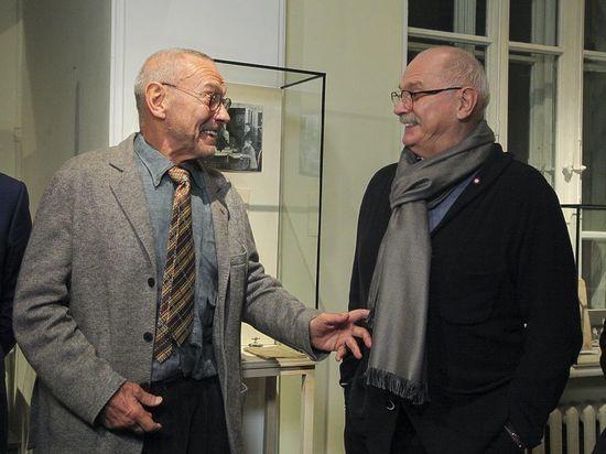 Кончаловский и Михалков обустроят мастерскую своего деда