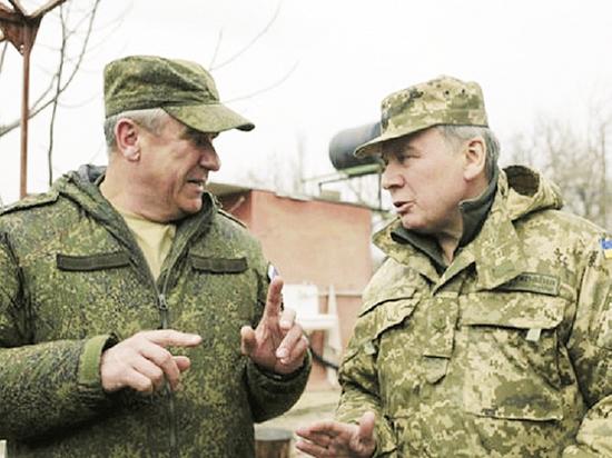 Путин-Меркель: без наших военных мирное урегулирование конфликта на Донбассе невозможно