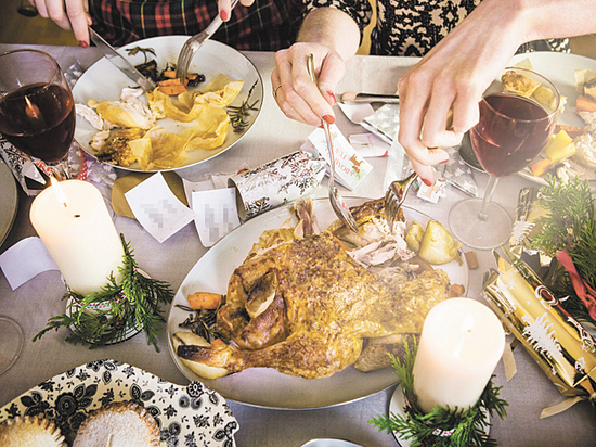 Чтобы наесться в праздник, многим семьям придется брать кредиты