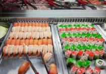 Специалисты Центра контроля качества товаров, работ и услуг в Петербурге проверили качество продуктов японской кухни в Северной столице