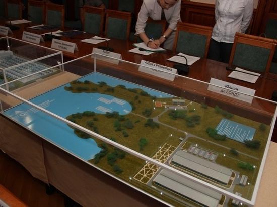 «Путинский» аквабиоцентр забуксовал в Томской области