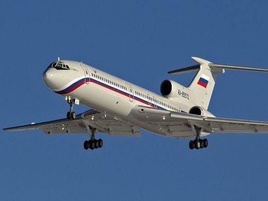 Год после трагедии: СКР отмел версию взрыва на борту Ту-154