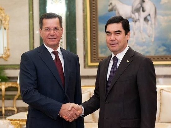 Астраханская область и Туркменистан развивают сотрудничество