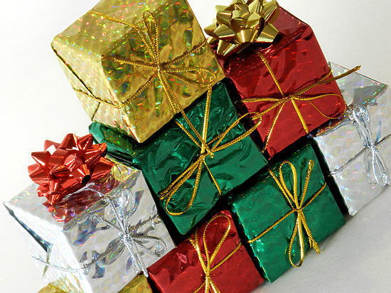 Как сделать подарки, не потратив ни одного рубля