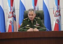 Россия приступила к формированию постоянной группировки в сирийских Тартусе и Хмеймиме, сообщил министр обороны РФ Сергей Шойгу на селекторном совещании во вторник