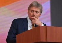 Пресс-секретарь главы РФ Дмитрий Песков отреагировал на призыв оппозиционера Алексея Навального к бойкоту президентских выборов в 2018 году из-за отказа ЦИК зарегистрировать его кандидатом