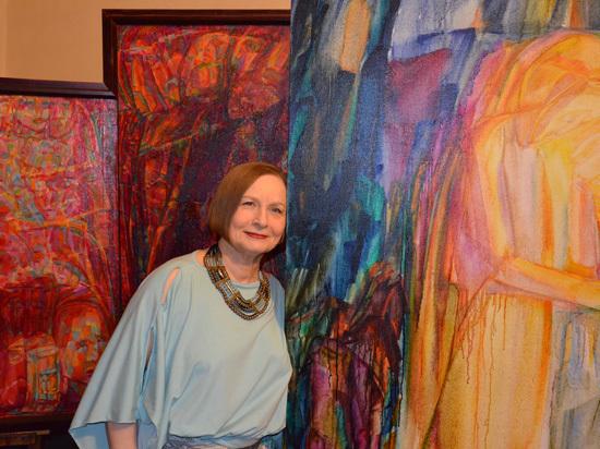 Заслуженный художник России Татьяна Хаханова знает секрет вечной молодости и накануне своего юбилея делится им