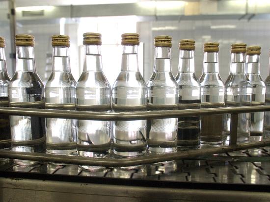 Градус водки может уменьшиться в 2018 году