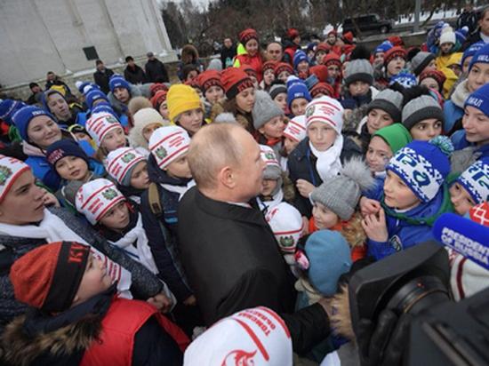 Путин: такой страной, как Россия, управлять не трудно