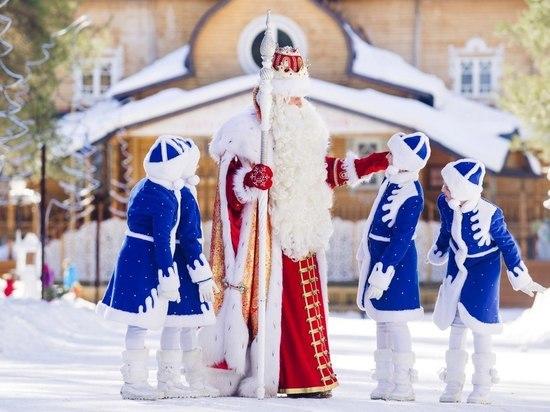 Российский Дед Мороз рассказал, кто получит подарки