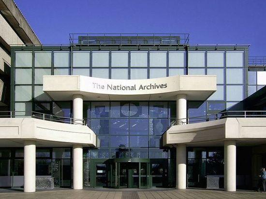 В Британии потеряны тысячи важнейших документов из Национального архива