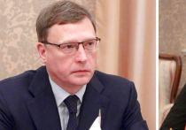 Омских спасателей поздравили с профессиональным праздником