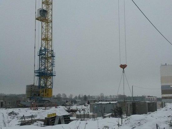 В Костроме приступили к строительству второго дома на Агашкиной горе