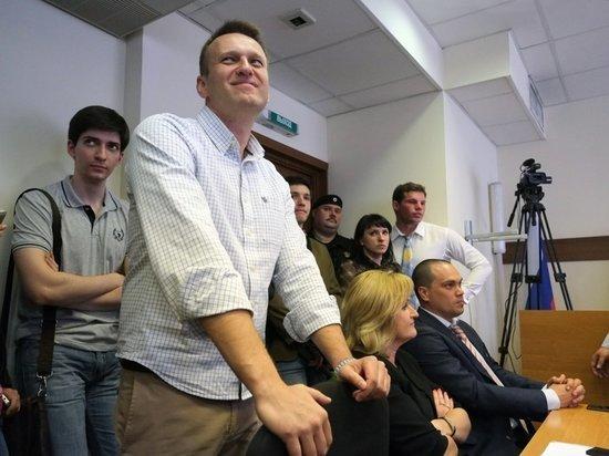 Поводом послужил отказ ЦИК зарегистрировать Навального
