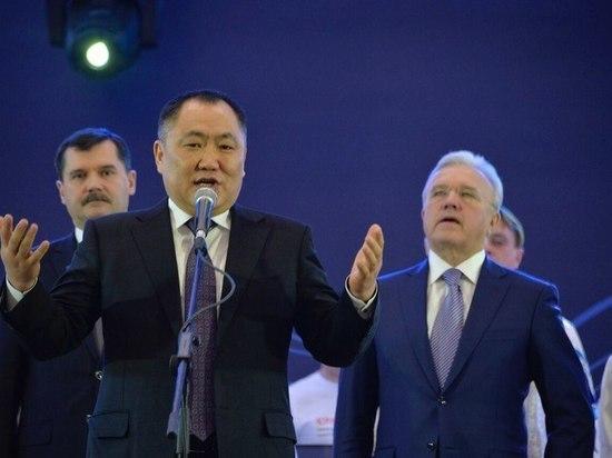 Глава Тувы: представим проект «Биржа инвестиционных проектов Енисейской Сибири»