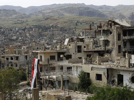 Генштаб: США ведут подготовку террористов  на базе в сирийском Эт-Танфе
