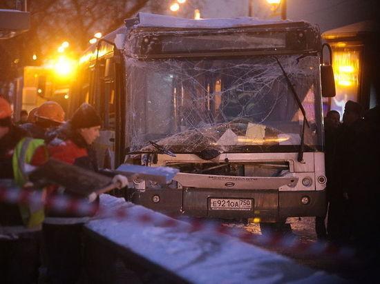 """Шофер рокового автобуса со """"Славянского бульвара"""" находился в состоянии шока"""