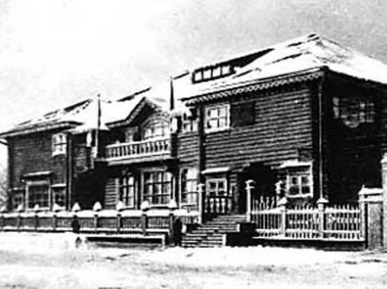 Три дома карельской филармонии. Часть вторая