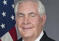 """Вашингтон не питает иллюзий относительно российского """"режима"""", написал госсекретарь США Рекс Тиллерсон в своей колонке для The New York Times"""