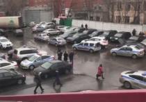 Столичным полицейским удалось установить местонахождение бывшего владельца фабрики «Меньшевик», который в среду утром устроил стрельбу на территории предприятия после конфликта с новым руководством