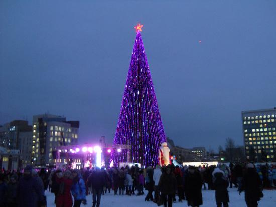 Центром новогодних событий в  Перми станет эспланада