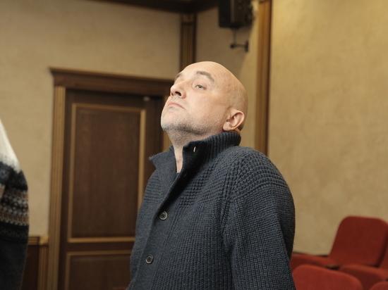Захар Прилепин выступил на суде по делу Олега Сорокина