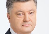 Президент Украины Петр Порошенко во время поездки в Одесскую область подвели итоги уходящего года