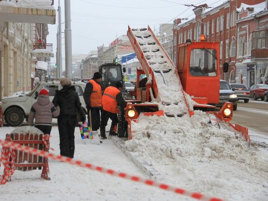 Хамитов: «Снегом надо заниматься не после того, как он выпал»