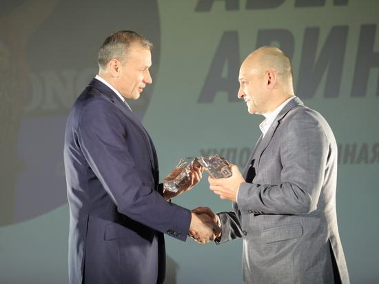 Лучшие в нижегородском спорте получили награды