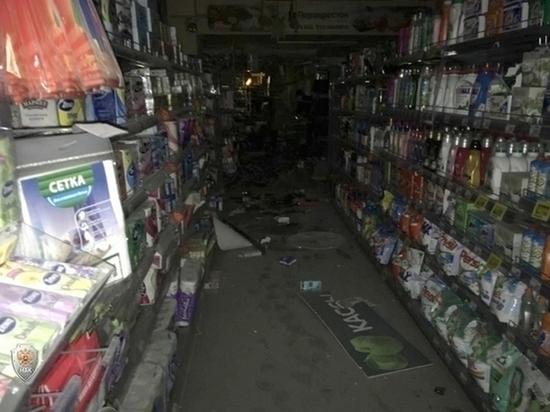 ФСБ задержала устроившего взрыв в супермаркете в Санкт-Петербурге